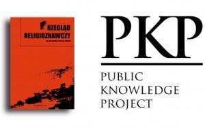 """Open Journal Systems (OJS) kwartalnika """"Przegląd Religioznawczy"""""""